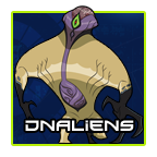 DNAliens Ben 10 Alien Force