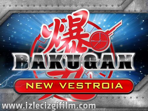 Bakugan New Vestroia Başladı