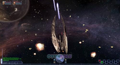 Battlestar Galactica 4