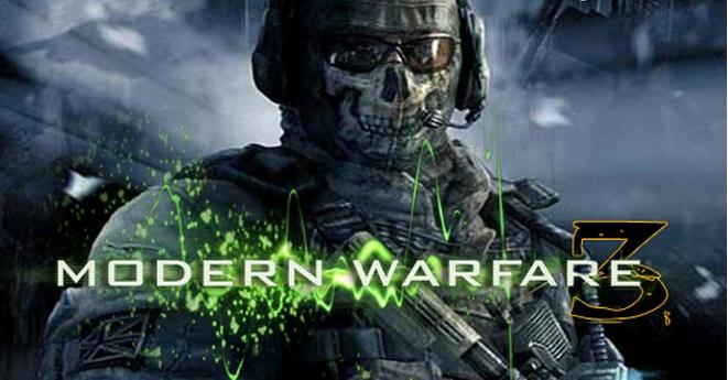Modern Warfare 3 - Proof of Ghost in MW3 - YouTube