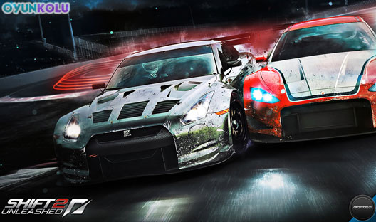 need for speed shift 2 unleashed oyunkolucom NFS SHIFT 2 Unleashed