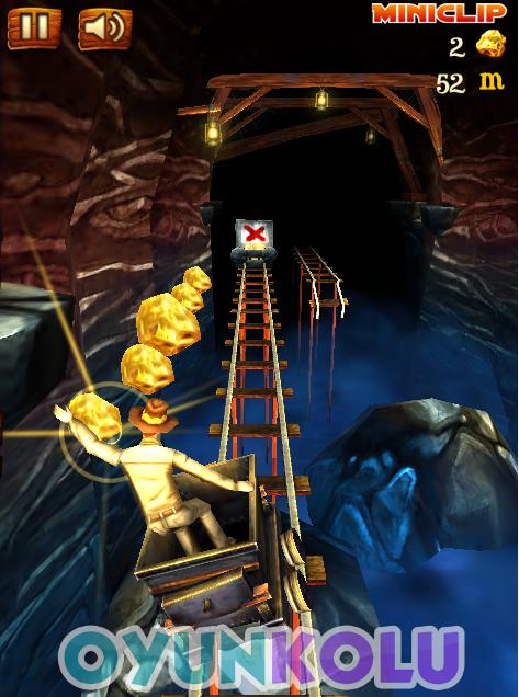 Maden Avcısı Maden Avcısı   Karanlık Madende Macera!