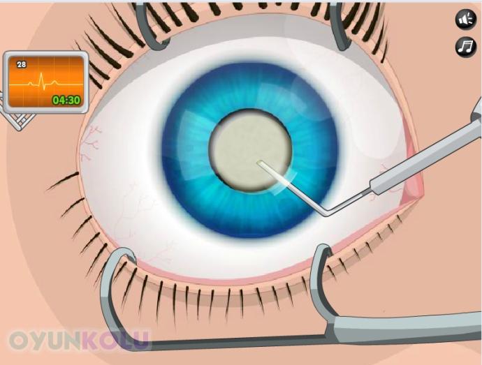 игры операции виртуальная хирургия