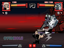 Hero 108 Dövüş