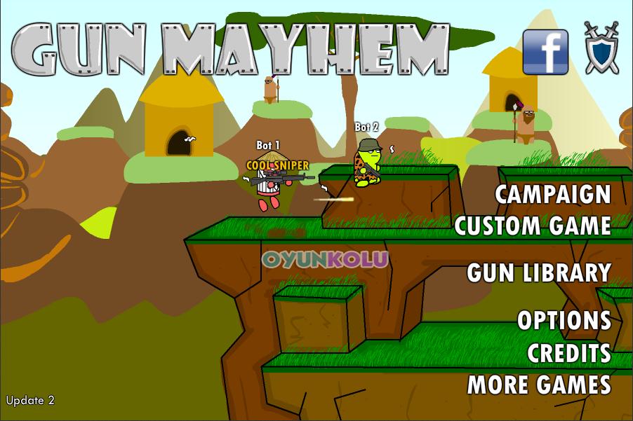 gun mayhem 2 Gun Mayhem   Uzun Süreli Bir Savaş Sizi Bekliyor!