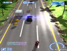 Cilgin motorcular k çılgın motorcular çılgın bir trafik oyunu