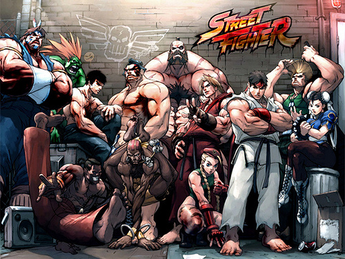 Street Fighter 25. Yılı