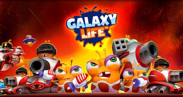galaxy life Köyünü Kalkındır Özgürlüğünü İlan Et Galaxy Life!