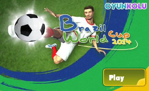 brazilya dunya kupasi 2014 Brazilya Dünya Kupası 2014   Büyük Turnuvaya Sende Katıl