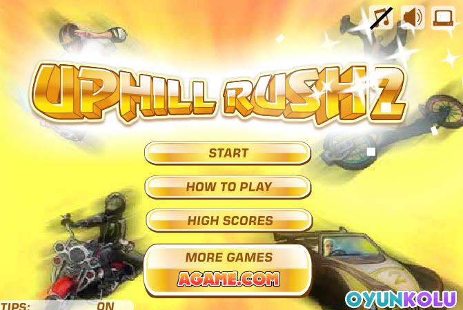 12341 Uphill Rush 2   Yarışların Heyecanını Yaşayın