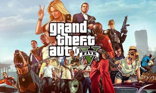 GTA 5 GTA 5 (Grand Theft Auto) Tüm Bölümler