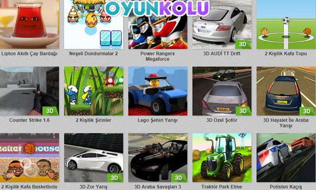 Popüler Oyunlar