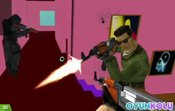c2 Counter Strike 1 6 Online   Gerçek Oyuncular İle 3D Counter Strike