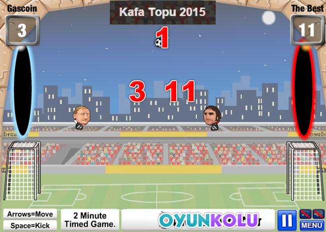 Kafa Topu 2015