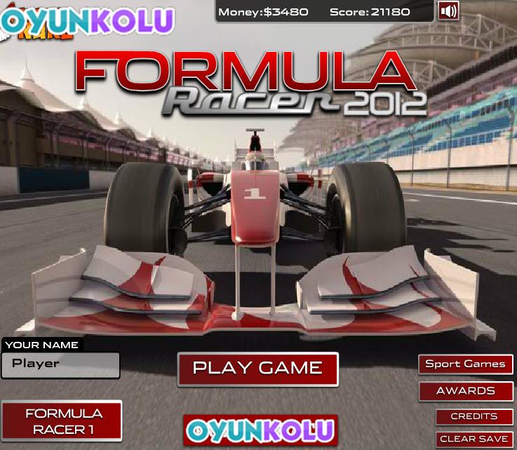 Formula 1 Yarışları Büyük Turnuva